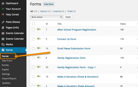 click-forms